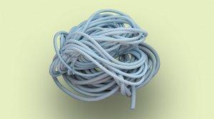 Шнуры резиновые для уплотнения вакуумных систем ТУ 38105108-76